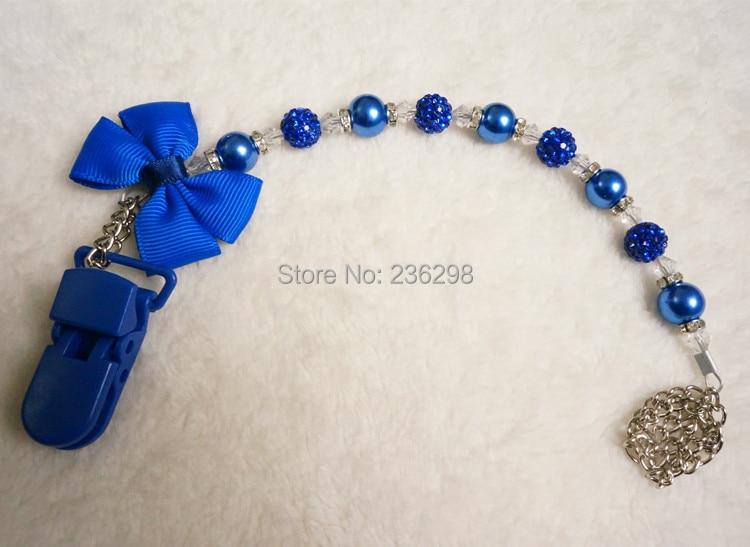 MIYOCAR Fantastiska Royal Blue Pearl Bling Rhinestone handgjorda - Äta och dricka - Foto 3