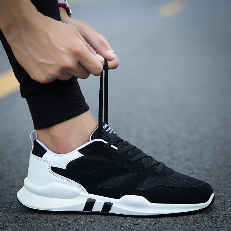 Spring Fashion Brand All Mens Shoes Zapatos De Hombre Summer Light Breathable Casual Shoes Men's Sneakers Tenis Masculino Adulto