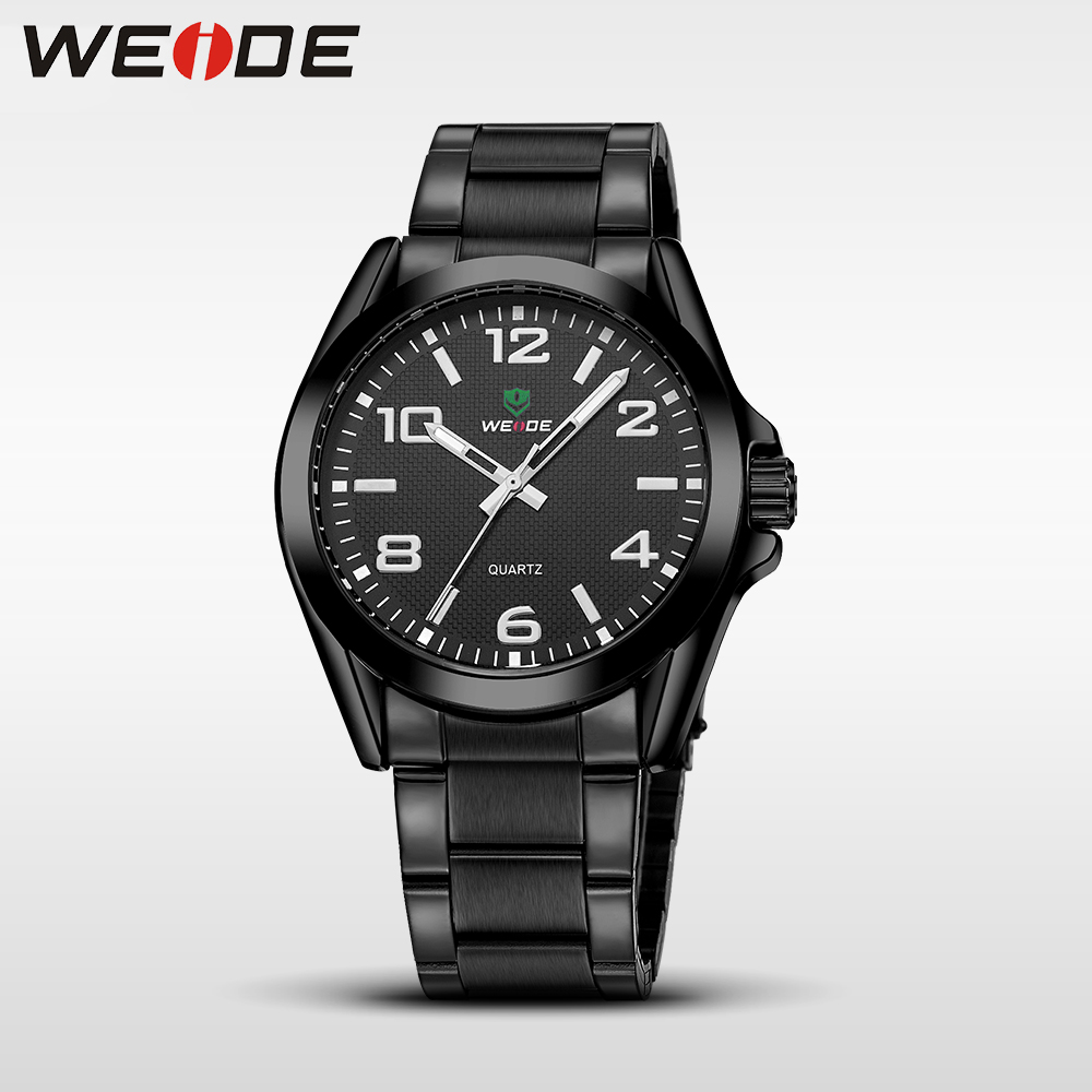 WEIDE Clock Quartz Sports Wrist Watch Casual Genuine Hot Men Watches Top Brand Luxury Men Analog Watch Stainless Steel WH801 weide 2017 hot men watches top brand luxury men quartz sports wrist watch casual genuine water resistant analog leather watch