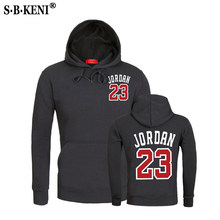 afdbce5fe720 2018 New Design Brand Men s Hoodie JORDAN 23 Printed Letter Hoodies Mens  Long Sleeve Black Hoodie Men Street Wear Hoodies Tops