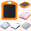New Arrival 2 In 1 Window Suction Sensor PIR Lamp 6000mah Emergency Solar Power Charger 3 Modes+Suction cup+Buckle+USB cable Set