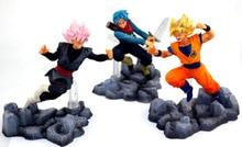 Dragon Ball Super Saiyan Son Goku PVC Action Figure