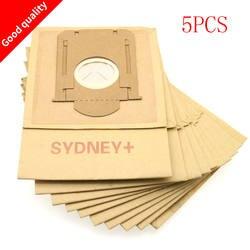 5 шт. пылесос аксессуары многофункциональный очистки мешки-пылесборники для Philips HR8353 HR8354 HR8360 HR8370 FC8202 FC8204 FC8420
