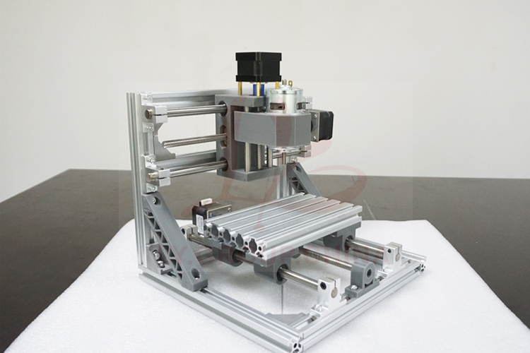 CNC 1610 PRO CNC engraving machine  can be send with laser head pack diy mini cnc router with GRBL control L10001 laser head owx8060 owy8075 onp8170
