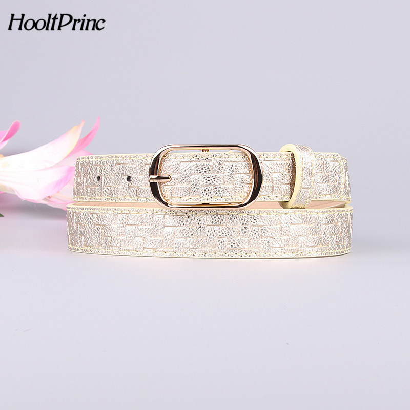 Famous Designer Belts Women High Quality Luxury Brand PU Leather Multicolor Casual Lady Girls Woman Belt For Jeans Skirt