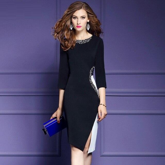 aliexpress : buy luxury dress office work womens clothing