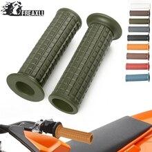 FOR KTM DUKE200 390 690 990 RC200 RC390 1190 1290 AdventuRe/R Universal hand grip Rubber Handlebar Hand Grip