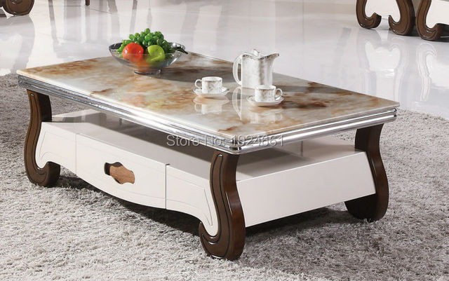 Cam Sehpalar Muebles Sehpalar Mesa Side Table Folding Hot Sale Mirrored Furniture  Wooden Coffee With Desktop