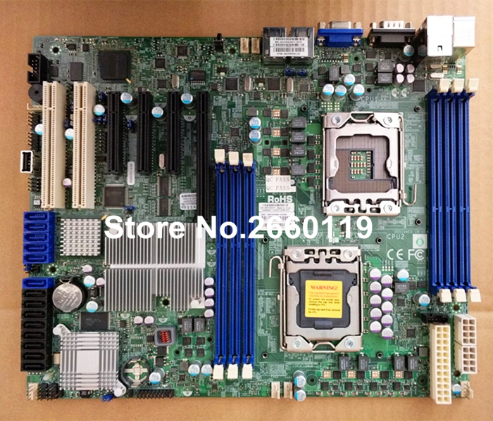 купить For X8DTL-3F 1366 X58 server motherboard, fully tested по цене 8348.43 рублей