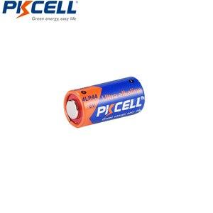Image 2 - 100 sztuk/partia 6V 4LR44 Bateria 476A L1325 1325 Bateria alkaliczna Bateria baterie suche baterie podstawowe dla obroża do szkolenia psów