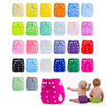 Pañal de tela crece con los bebés, Multiprintings Onesize pañales lavables para 8-40lbs bebés ( bambú pañales insertar ) pañales de tela pañales tela cambio de pañales pañales de tela bebé pañal breathable pañal bambu