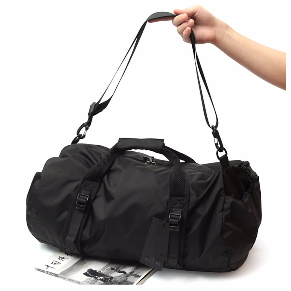 buying unisex foldable ultralight sports bag portable basketball backpack waterproof duffel yoga. Black Bedroom Furniture Sets. Home Design Ideas