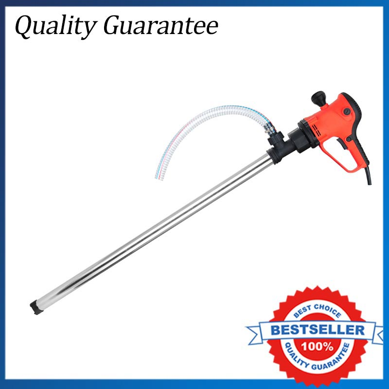 50 250L min D72 B pipe Hand Oil Pump Electric Barrel Pumping Machine For 800CPS Only