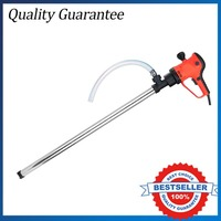 50 250L/min D72/B pipe Hand Oil Pump Electric Barrel Pumping Machine For 800CPS Only Waste Oil Can Use