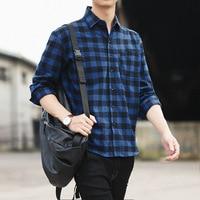 Hip Hop Camisa Plus La Taille Casual Streetwear Classique Hommes Chemises Drop Shipping