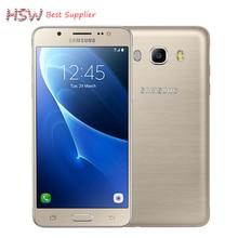 Оригинальный Samsung Galaxy 2016 J5 J5108 4 г LTE Snapdragon 410 4 ядра Dual SIM смартфон 5.2 «13.0MP NFC сотовом телефоне