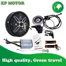 QSMOTOR 2000 Вт 10 дюймов электрический скутер концентратор комплекты для преобразования двигателей максимальная скорость 90 км/ч