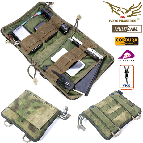 FLYYE MOLLE Low Profile OP pouch Organizer CORDURA Modular Combat Hunting Camping Climb Tactical Hiking PH-C029 flyye molle drop leg accessories pouch military camping modular combat cordura pk e005
