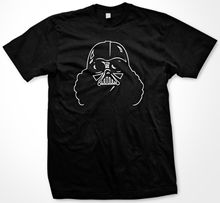 Star Wars Darth Vader Afro Funny T-Shirt Free shipping  Harajuku Tops Fashion Classic Unique