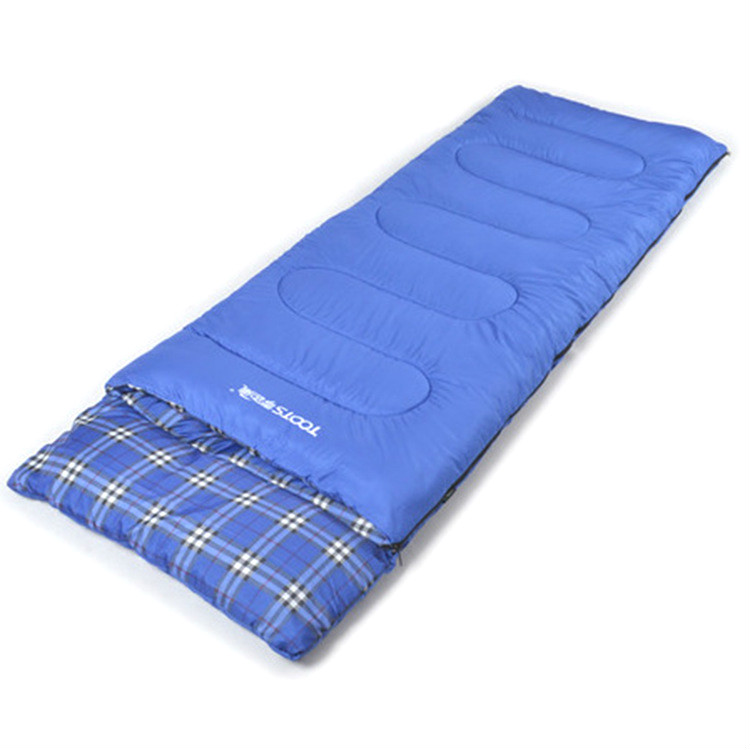 Outdoor envelope typ portable Winter spring and autumn winter three season of adult  sleeping bag camping travel sleeping bagOutdoor envelope typ portable Winter spring and autumn winter three season of adult  sleeping bag camping travel sleeping bag