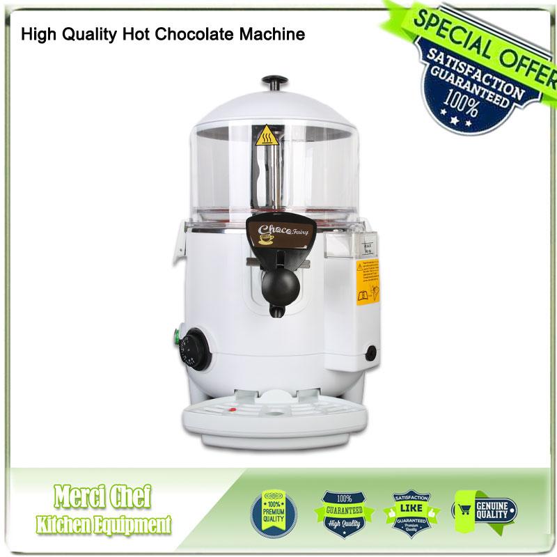 Automatic Hot Chocolate Machine 5L Hot Chocolate Dispenser Commercial Machine Food Processor chocolate 5