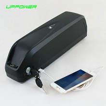 США ЕС нет налога на нижнюю трубу батареи ebike 48В 10ач литиевая батарея 48 В 500 Вт Электрический велосипед батарея с USB+ 25А БМС 54.6 в 2A зарядное устройство
