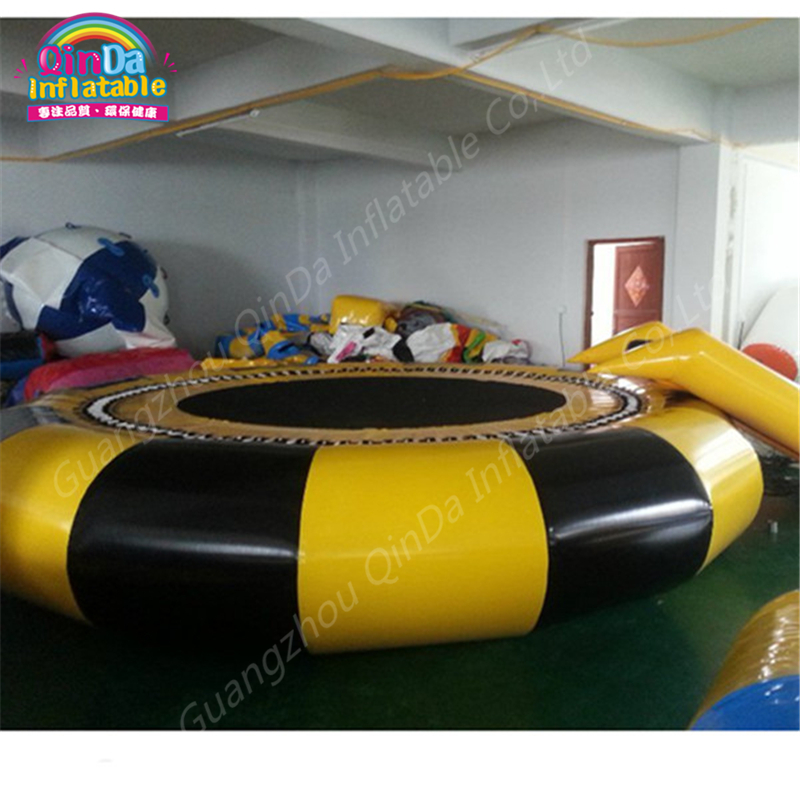 Float Trampoline Customized Jumping 14