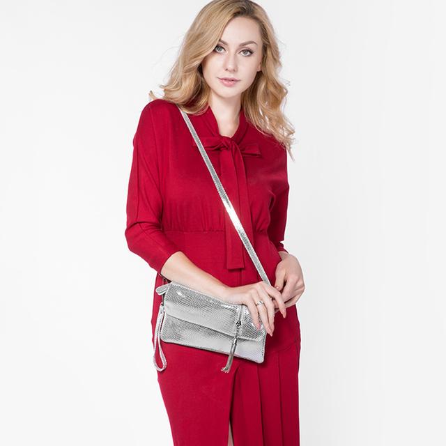 Genuine Leather Women Handbag