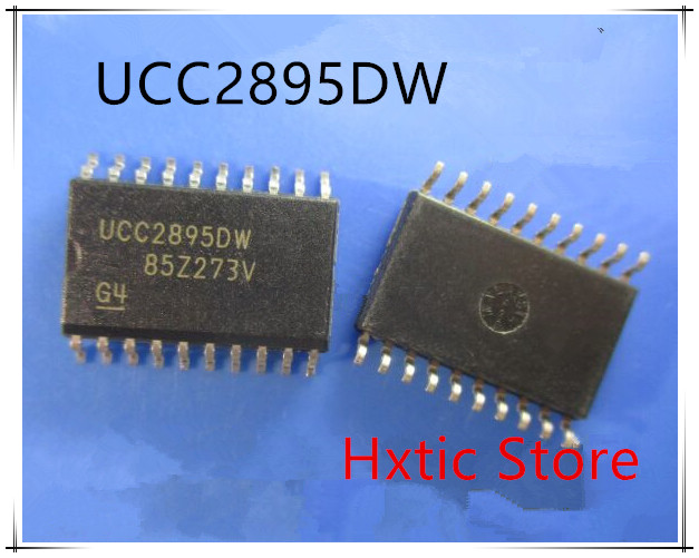 NEW 10PCS/LOT UCC2895DW UCC2895 SOP-20  IC