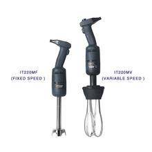 ITOP Handheld Blender Plastic+Stainless Steel Egg Beater Whisk Mixer Immersion Blender itop hand held blender portable immersion blender electric food blender mixer kitchen food processor egg beater with whisk