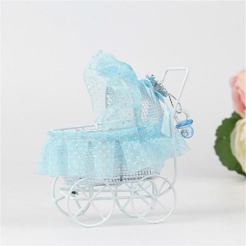 10PCS Wedding Products Candy Box Creative European Style Baby Car Candy Box Wedding Candy Box