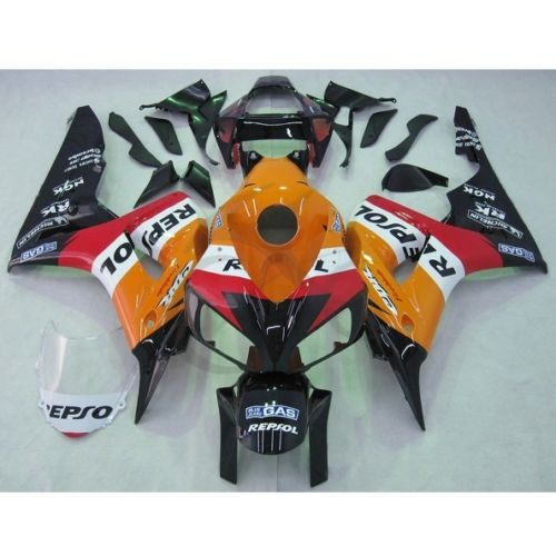 New Repsol Fairing Fit For Honda CBR1000RR <font><b>CBR</b></font> <font><b>1000</b></font> <font><b>RR</b></font> 2006 <font><b>2007</b></font> 06 07 INJECTION image