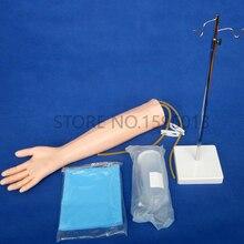 Рука Иглоукалывание тренировочная модель, впрыска учебная рука, IV тренировочный рычаг симулятор