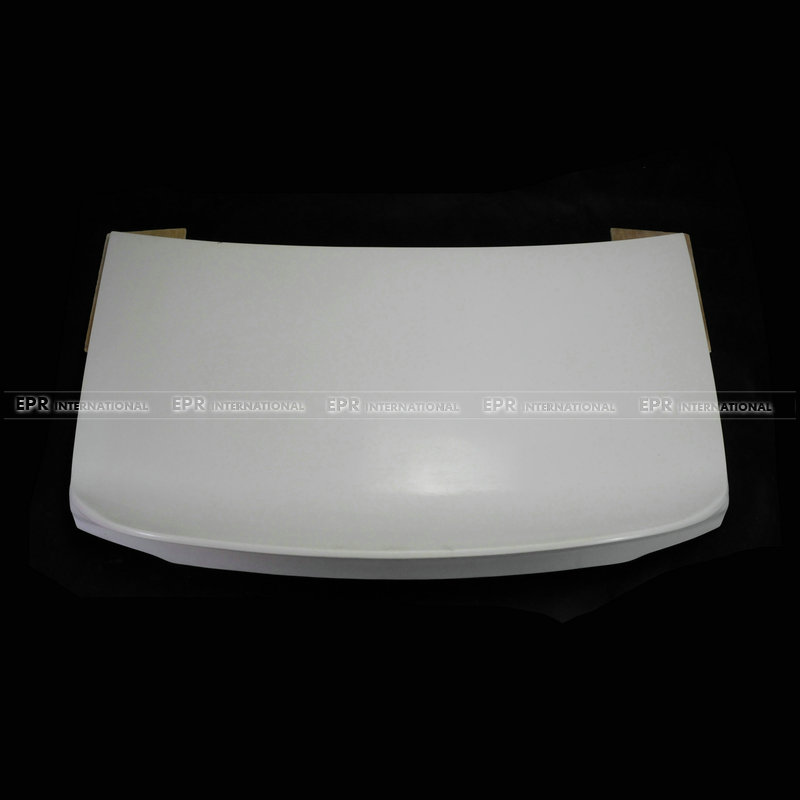 Car-styling FRP Fiber Glass Boot Lid with Duckbill For MX5 <font><b>NA</b></font> Accessories image