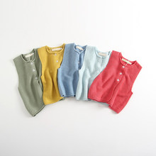 d6b47931b3b4 Boy Sleeveless Cardigan Promotion-Shop for Promotional Boy ...