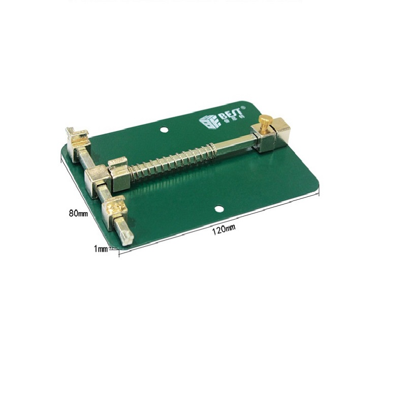 Free Shipping PCB Holder Jig Scraper With Green For Cell Phone Circuit Board Repair Clamp Fixture Stand Scraper Tools