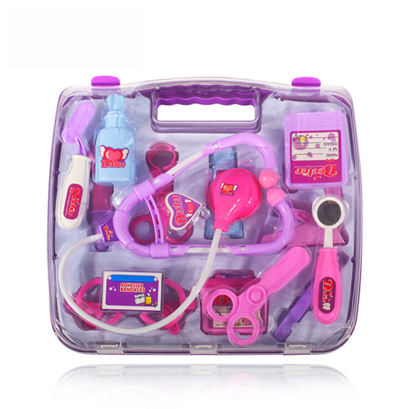 Toy Medical Kit : Baby toys doctor series pretend play set children