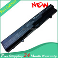 Replacement 6cell probook 4320s For HP ProBook 4520 4520s 4320s battery, free shipping worldwide