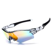 Cycling glasses Polarized Goggles Sports Bicycle Bike Sunglasses MTB 5 Lens bicicleta Gafas Eyewear uv400