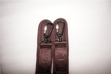 Brown Comfortable body design  Genuine violin case strap. Viola case strap  Cello case strap