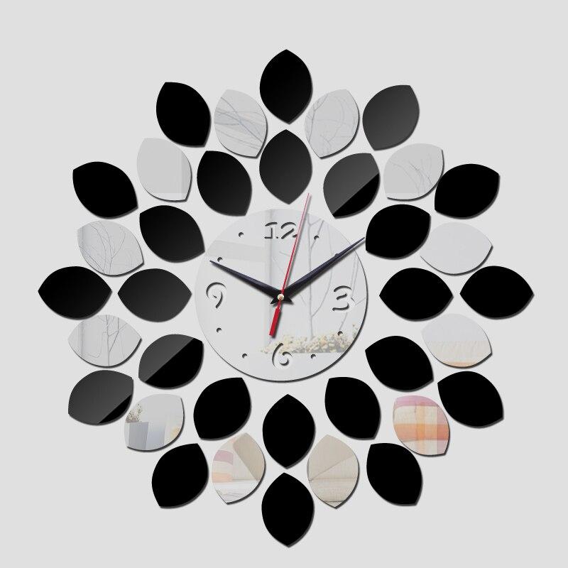 Argento orologi da parete acquista a poco prezzo argento orologi ...
