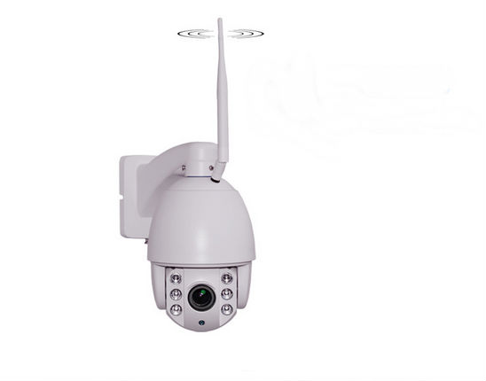 Full HD 1 30MP 960p 4x Optical Zoom Wireless PTZ P2P Plug Play Outdoor Waterproof IP