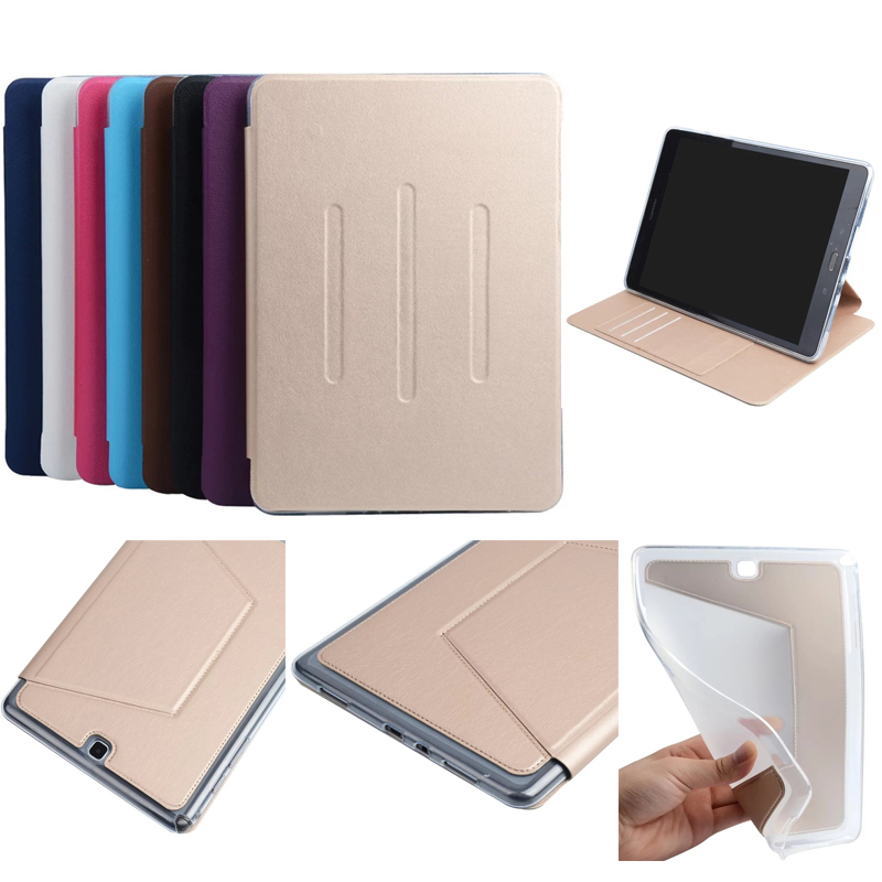 Business High Quality tpu Leather For Samsung Galaxy Tab A 9.7 T550 T555 Flip Card Slot Tablet PC Stand Case For SM-T550 sm-T555 like a virgin secrets they won t teach you at business school