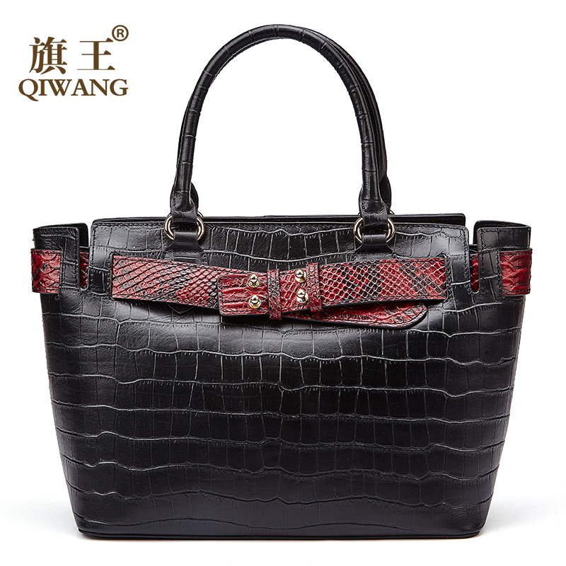 Brand Women Bag Luxury Brown Genuine Leather Bag Belt Handbags Belt design Tote Bag Famous Purse Handbag High Quality цена 2017