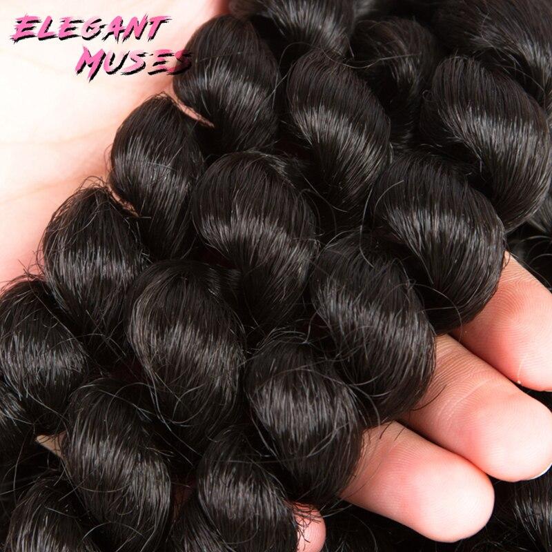 10 ίντσες Wand Κουρδιστό μαλλιά - Συνθετικά μαλλιά - Φωτογραφία 5