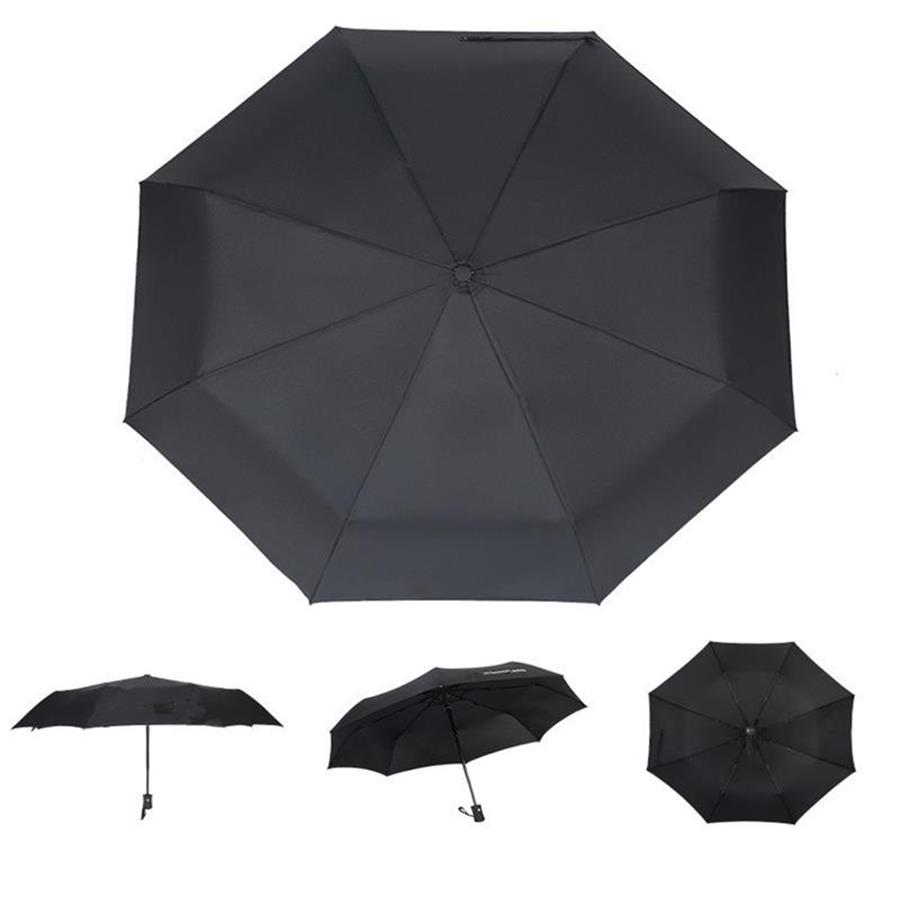 ee1a24976ae Automatic folding umbrella man windproof for VW B6 B7 B5 for audi A4 A5 A6  Q3 Q5 Q7 S3 For BMW X3 X5 for Lexus Car logo Umbrella