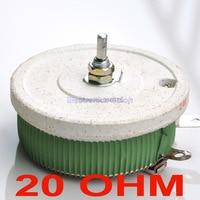 200W 20 OHM High Power Wirewound Potentiometer Rheostat Variable Resistor 200 Watts