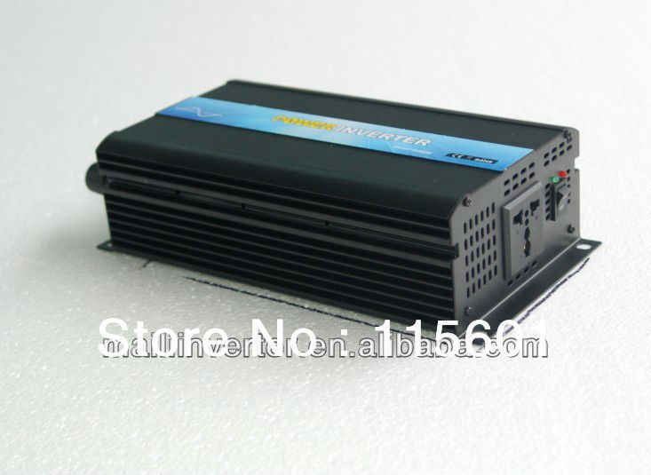 Factory Direct Sell 800W Ture Sine Wave Inverter Input dc12v Output ac-100v CE&RoHS Approved