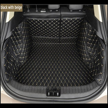 custom car trunk mat Cargo Liner for Citroen all models C4-Aircross C4-PICASSO C5 C4 C6 C2 C-Elysee C-Triomphe car styling(China)