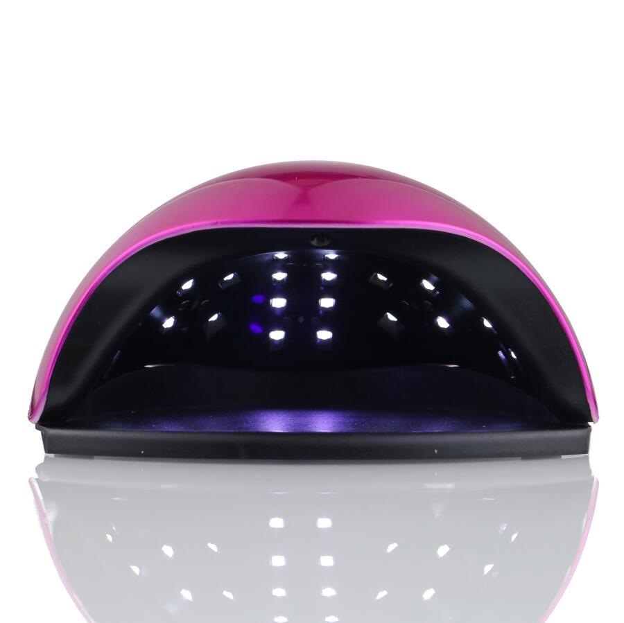 New BSKT Professional Helmet Nail Machine 48W UV LED Lamp
